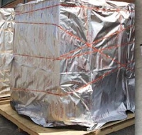 Bolsas aluminio a medida para transporte