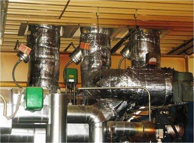 Instalaciones Antiolores para Industrias