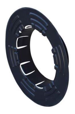 Anillo para manipulación de bobinas de cables