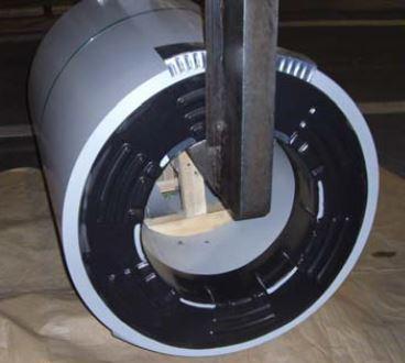 Anillo manipulación bobinas