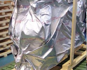 Aluminium packaging bags