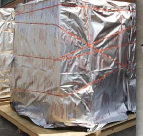 Film Aluminium Trucking