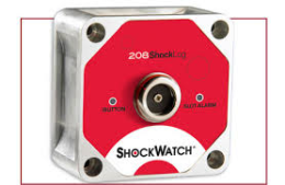 Shocklog 208 Enregistreurs Data Loggers