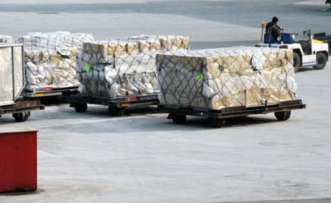 sector logística y exportación