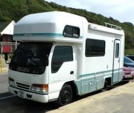 humedad caravana